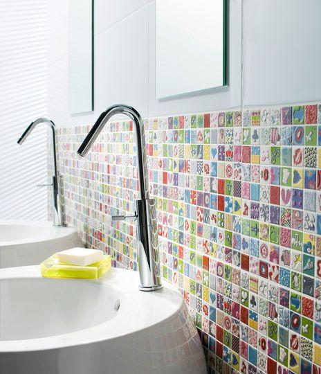 les tribulations de mlle m salle de bain. Black Bedroom Furniture Sets. Home Design Ideas
